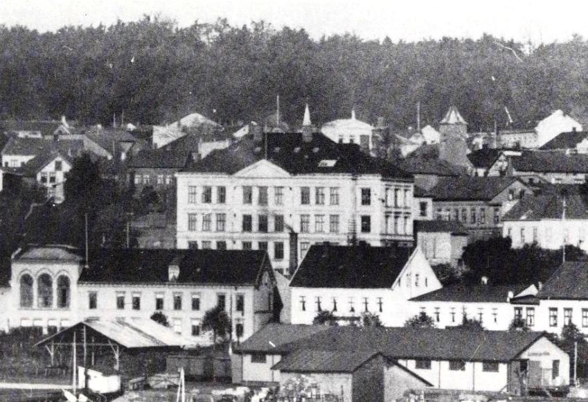 Vi350 Ung i Larvik: Før
